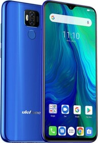 Ulefone Power 6 blau