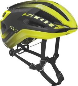 Scott Centric Plus Helm radium yellow/dark grey (275186-6514)