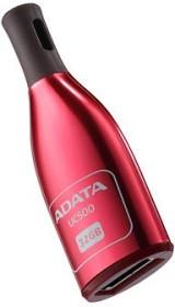 ADATA DashDrive Choice UC500 rot 16GB, USB-A 2.0 (AUC500-16G-RRD)