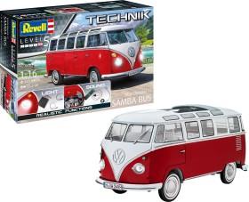Revell Technik Volkswagen T1 Samba Bus (00455)