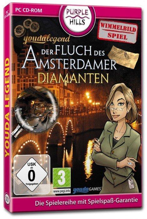 Youda Legend - Fluch des Amsterdamer Diamanten (deutsch) (PC)