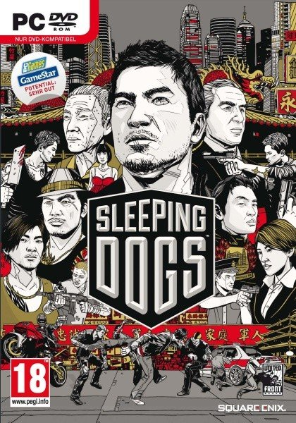Sleeping Dogs - Limited Edition (English) (PC)