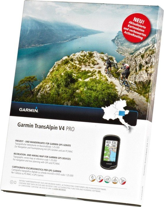 Garmin Topo TransAlpin V4 Pro (deutsch) (PC) (010-11404-02) -- ©Globetrotter