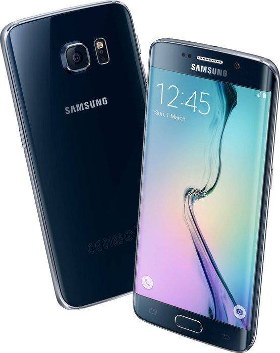 Lækker Samsung Galaxy S6 Edge G925F 32GB schwarz ab € 244,95 (2019 LS-85