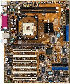 ASUS P4T533, i850E (RDRAM)