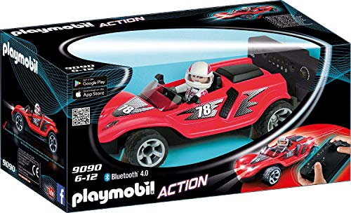 playmobil Action - RC-Rocket-Racer (9090)