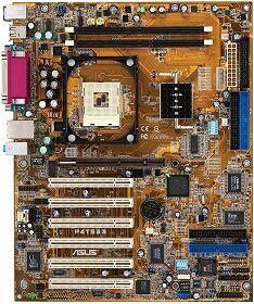 ASUS P4T533/A/R+256MB RIMM, i850E (RDRAM)