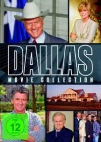 Dallas Movie Collection (DVD)
