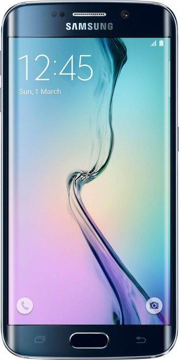 Samsung Galaxy S6 Edge G925F 64GB schwarz