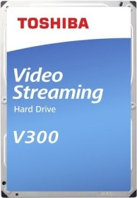 Toshiba V300 Video Streaming 2TB, SATA 6Gb/s, bulk (HDWU120UZS5A/HDWU120UZSVA)
