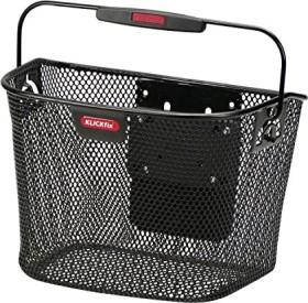 Rixen&Kaul mini bicycle basket black (0394KLIK)
