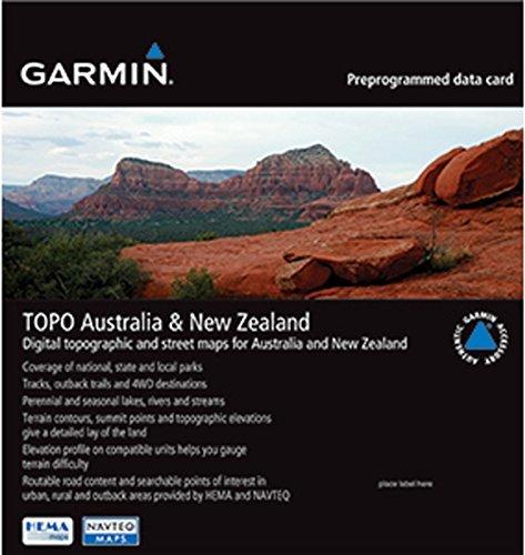 Garmin CityNavigator Australia (microSD) (010-10763-00) -- via Amazon Partnerprogramm