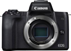 Canon EOS M50 schwarz Gehäuse (2680C002)