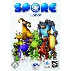 Spore Labor - Kreaturen Designer (PC)