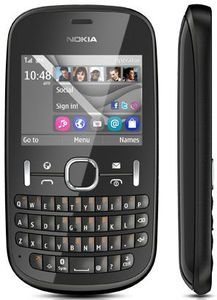 O2 Nokia Asha 201 (various contracts)