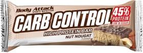 Body Attack Carb Control Proteinriegel Stracciatella 100g (4250350516737)