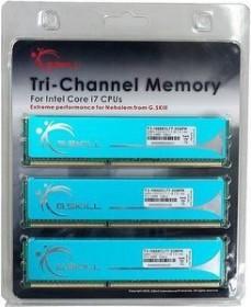 G.Skill Value DIMM Kit 6GB, DDR3-1333, CL7-7-7-18 (F3-10666CL7T-6GBPK)