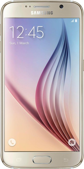 Samsung Galaxy S6 G920F 32GB gold