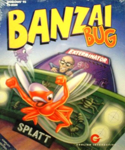 Banzai Bug (German) (PC) -- via Amazon Partnerprogramm