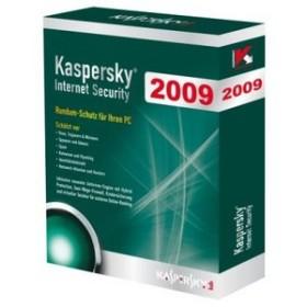 Kaspersky Lab Internet Security 2009 (deutsch) (PC) (KLT39006052/KLT39006060)