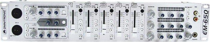 Omnitronic EM-650 silber (10007110)