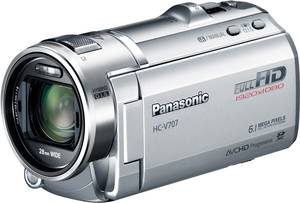 Panasonic HC-V707 silber (Digital)