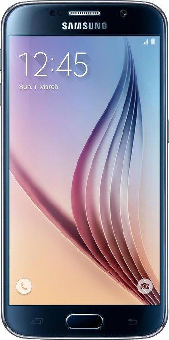 Samsung Galaxy S6 G920F 32GB schwarz (SM-G920FZKA)