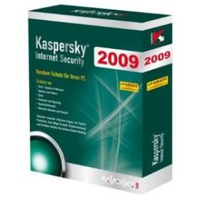 Kaspersky Lab Internet Security 2009, Update (German) (PC) (KLT39006053/KLT39006061)