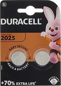 Duracell CR2025, 2er-Pack