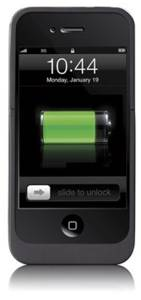 Case-Mate Fule Lite sleeve with rechargeable battery for Apple iPhone 4 (CM011947)