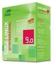 SuSE: Linux 9.0 Professional 64bit (English) (PC) (2034-27EN)
