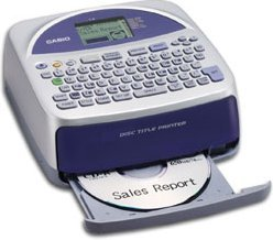 Casio CW-75 CD-Beschriftungsdrucker