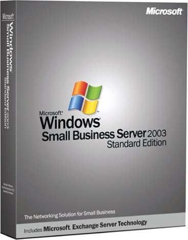 Microsoft: Windows Small Business Server 2003 (SBS) Standard, 5er Transition Pack (englisch) (T72-00346) -- via Amazon Partnerprogramm
