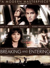 Breaking and Entering (DVD) (UK)