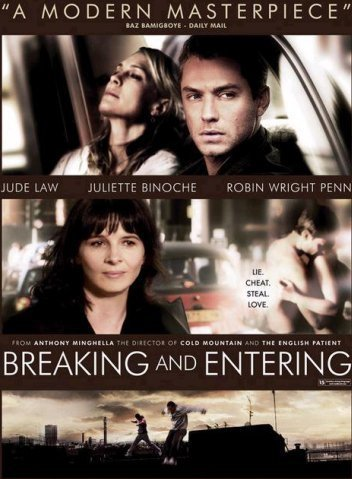 Breaking and Entering (UK) -- via Amazon Partnerprogramm