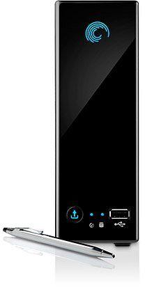 Seagate BlackArmor NAS 110 1TB, 1x Gb LAN (ST310005MND10G-RK)