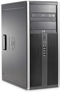 HP Compaq 8100 elite CMT, Core i5-650, 4GB RAM, 320GB, Windows 7 Professional (AY031AV)
