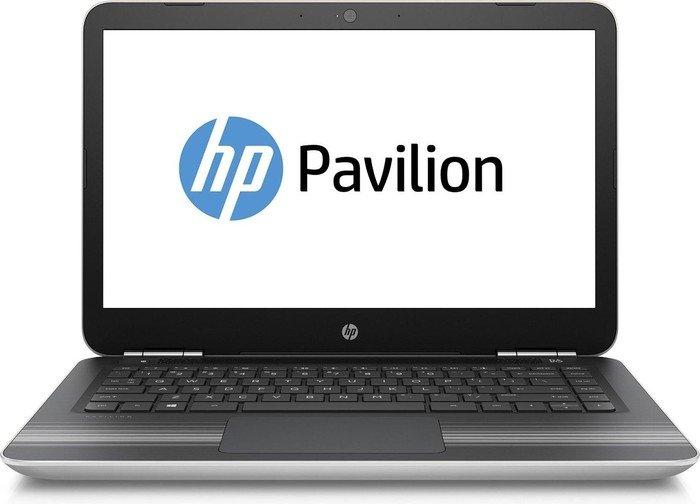 HP Pavilion 14-al102ng silber (Z3B03EA#ABD)