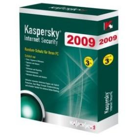 Kaspersky Lab Internet Security 2009, 3 User (deutsch) (PC) (KLT39006056/KLT39006064)