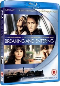Breaking and Entering (Blu-ray) (UK)