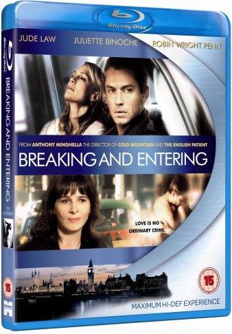Breaking and Entering (Blu-ray) (UK) -- via Amazon Partnerprogramm
