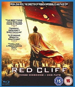 Red Cliff (Blu-ray) (UK)