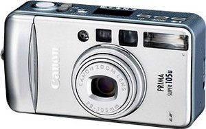Canon Prima Super 115u Date
