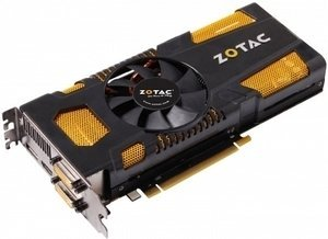 Zotac GeForce GTX 560 Ti 448 Cores Limited Edition, 1.25GB GDDR5, 2x DVI, HDMI, DisplayPort (ZT-50313-10M)