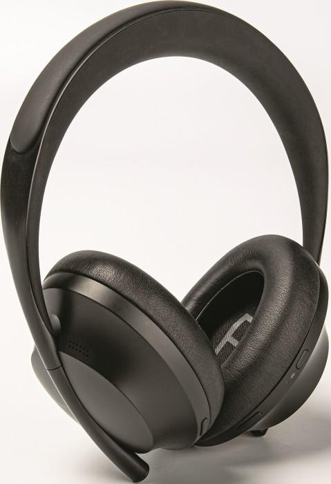 Bose Noise Cancelling Headphones 700 schwarz (794297-0100) -- © c't