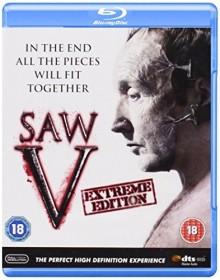 Saw 5 (Blu-ray) (UK)