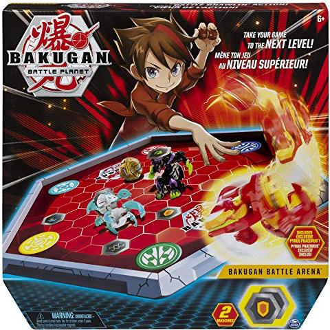 Spin Master Bakugan: Battle Arena Season 3 (6015133) -- via Amazon Partnerprogramm
