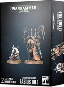 Games Workshop Warhammer 40.000 - Chaos Space Marines - Fabius Bile (99120102113)