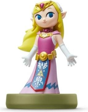 Nintendo amiibo figurka The Legend of Zelda Collection The wiatr Waker Zelda (Switch/WiiU/3DS)