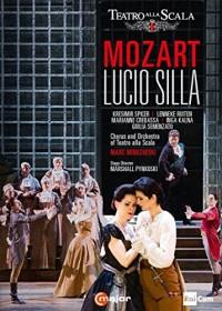 Wolfgang Amadeus Mozart - Lucio Silla (DVD)